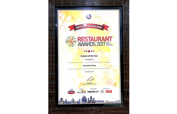 <span>6</span>BP- Restaurant Awards <span>2017</span>