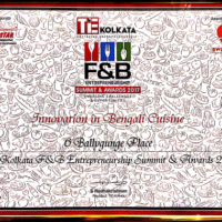 F&B Entrepreneurship Summits awards <span>2017</span>