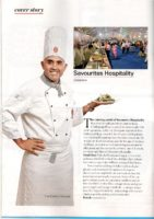 India Today covers the versatility of services from 6 Ballygunge Place Catering